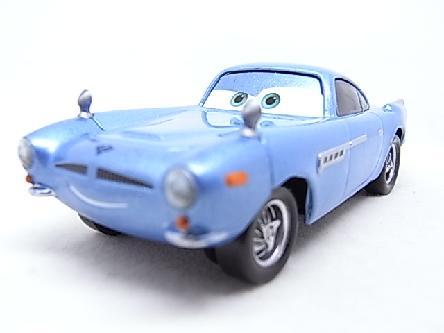 Машинка Финн МакМисл из мультфильма Тачки 2 игрушка купить