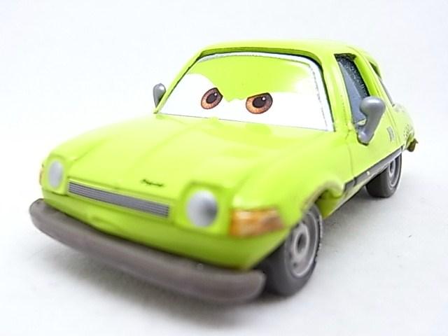 Эйсер из мультфильма Тачки 2 машинки игрушки