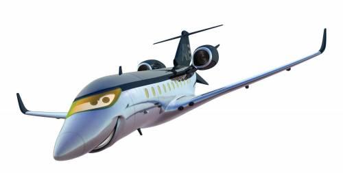 сиддели самолет шпион тачки машинки