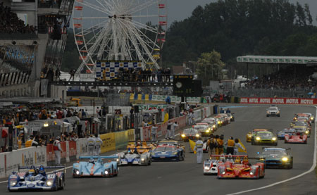 LeMans 24 hours